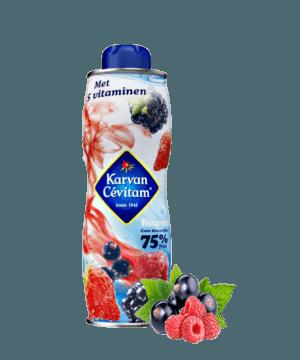 Trái Cây Ép Cô Đặc Rừng Karvan Cévitam