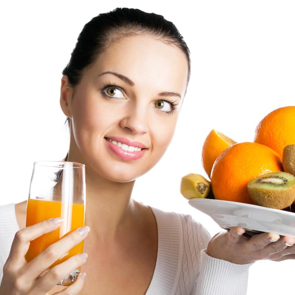 Juice For Healthy Glowing Skin